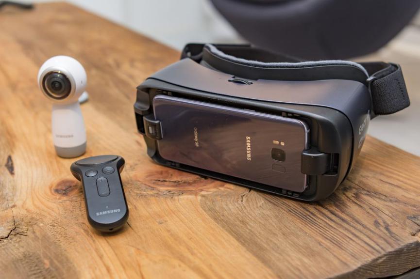 Samsung Gear VR Accesorios Samsung Galaxy S8