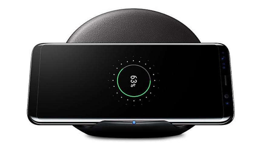 Wireless Charging Convertible Accesorios Samsung Galaxy S8