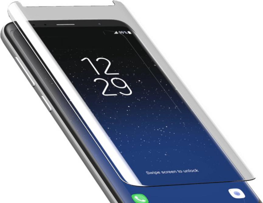 Zagg Sapphire Accesorios Samsung Galaxy S8