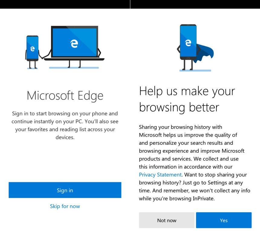 review completa Microsoft Edge