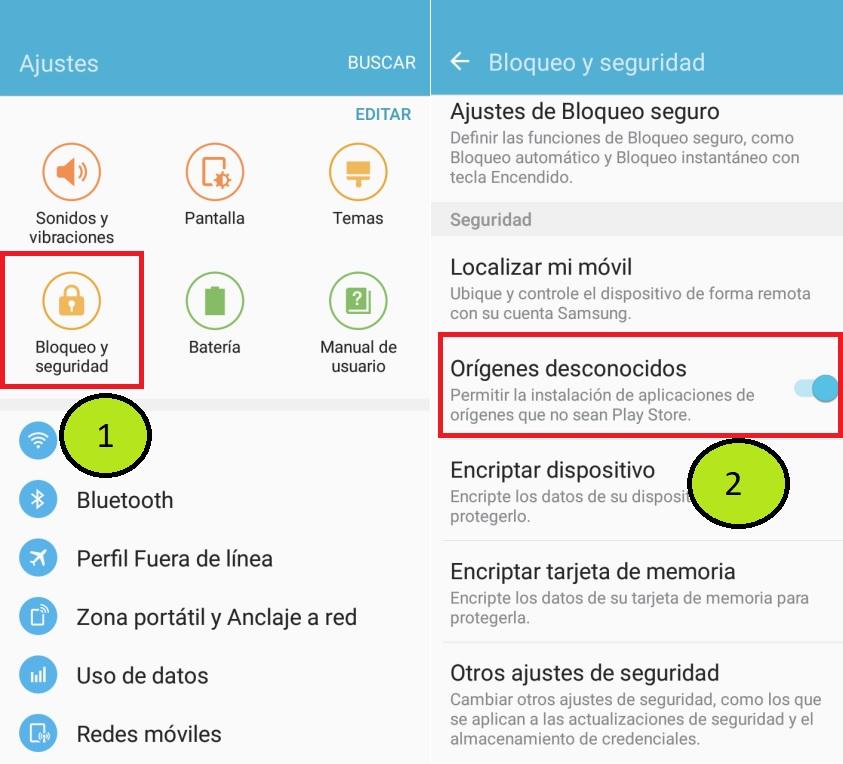 Cómo instalar FDroid en Android
