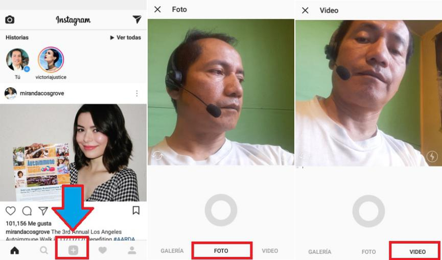 Como usar el SuperZOOM de Instagram