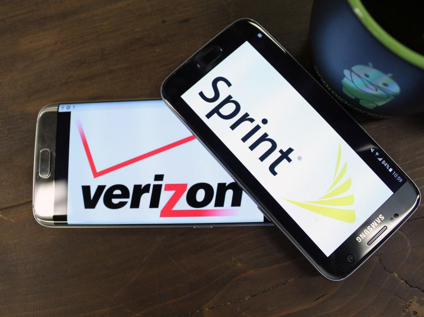verizon vs sprint Only sprint offers truly unlimited data for your mobile device find the latest cell phones and see how a sprint wireless plan can keep you connected.