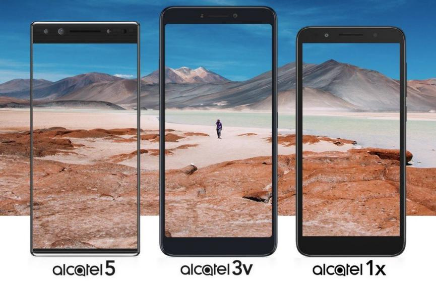 Alcatel 1X Android Ine