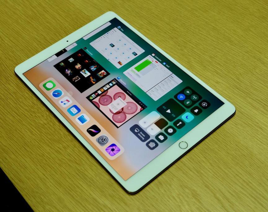 Asistente de Google en el iPad