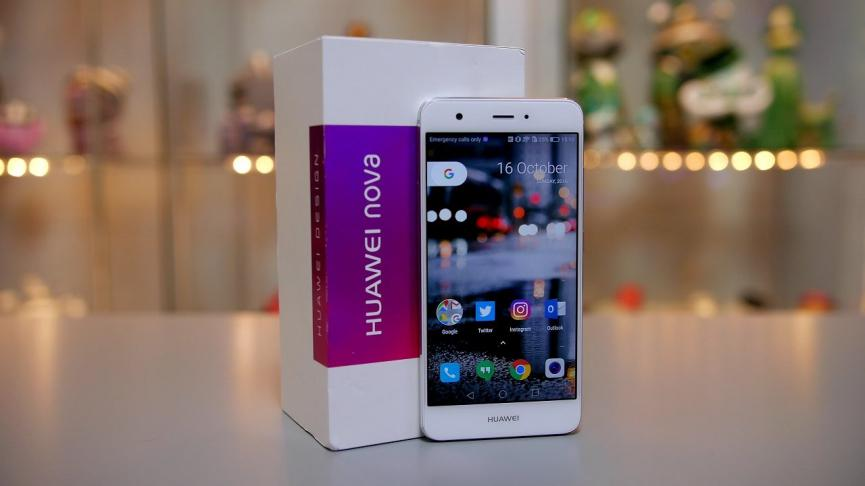 Huawei Nova telefonos móviles baratos