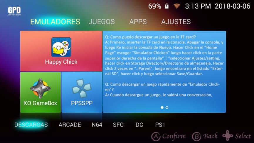descargar apk happy Chick