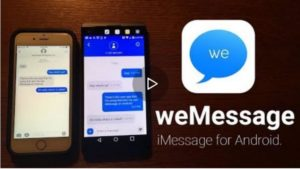 iMessage en Android