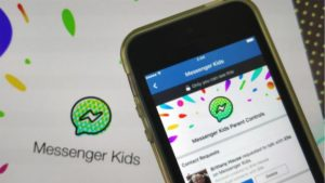 Facebook Messenger Kids control parental