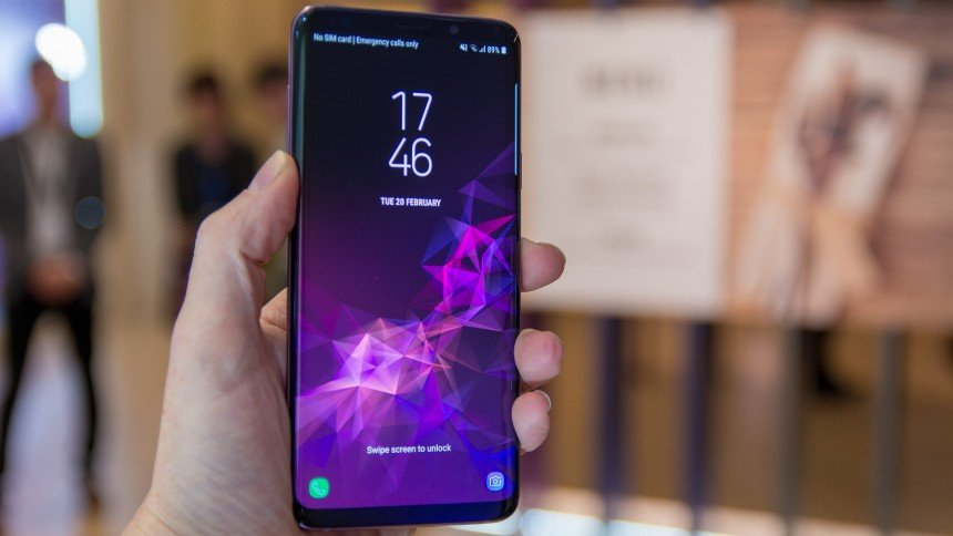 comparativa Huawei P20 Pro y Galaxy S9 Plus