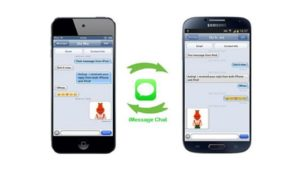iMessages en Android