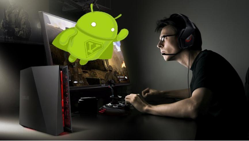 Juegos de PC en Android