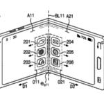 Patente SmartPhone Android plegable
