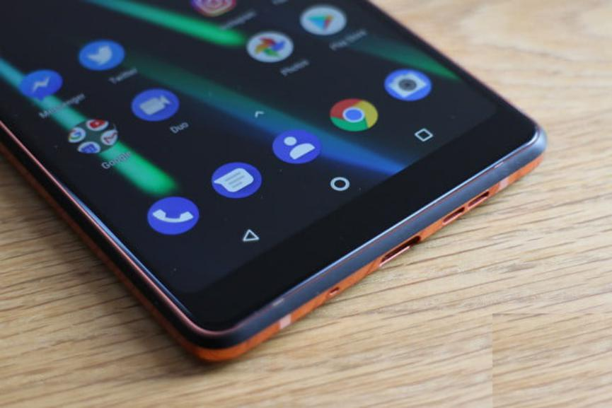 Nokia 7 Plus Android P
