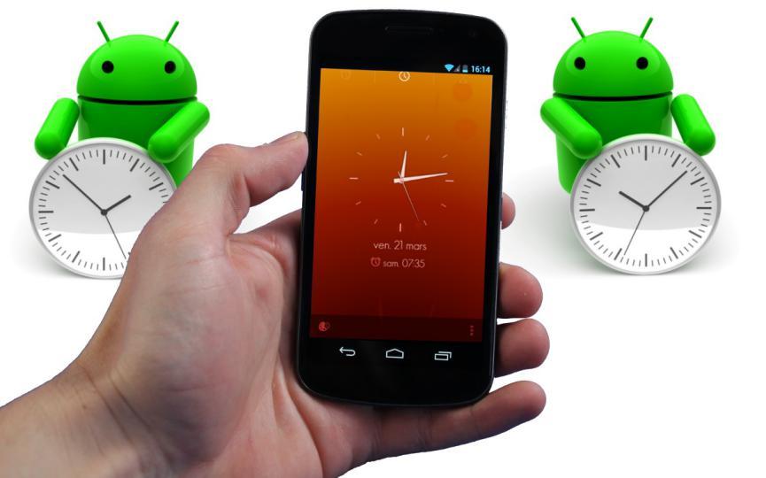 Alarmas en Android