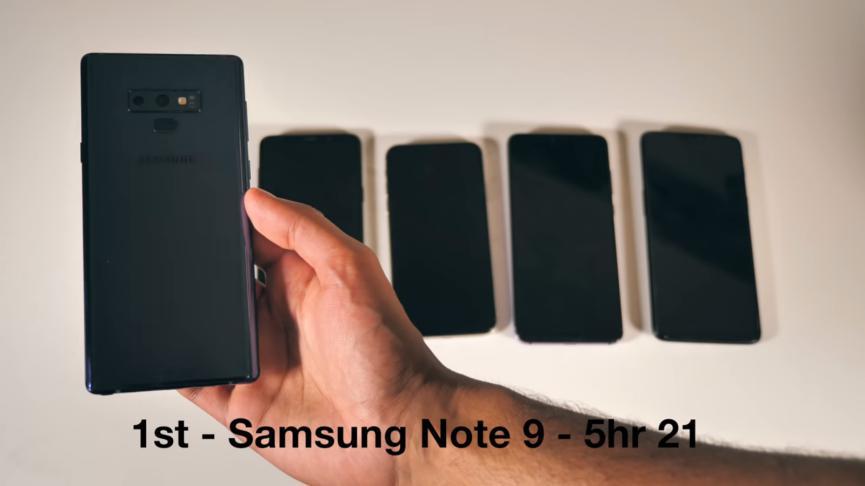 bateria Samsung Galaxy Note 9