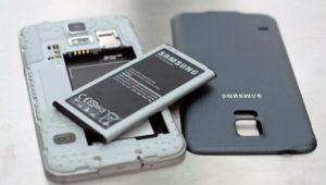 Batería del Galaxy S5