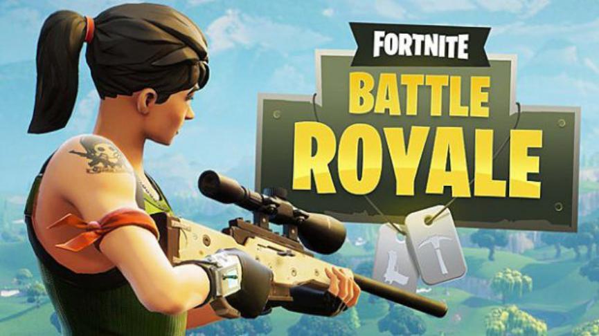Fornite Battle Royale descargar apk