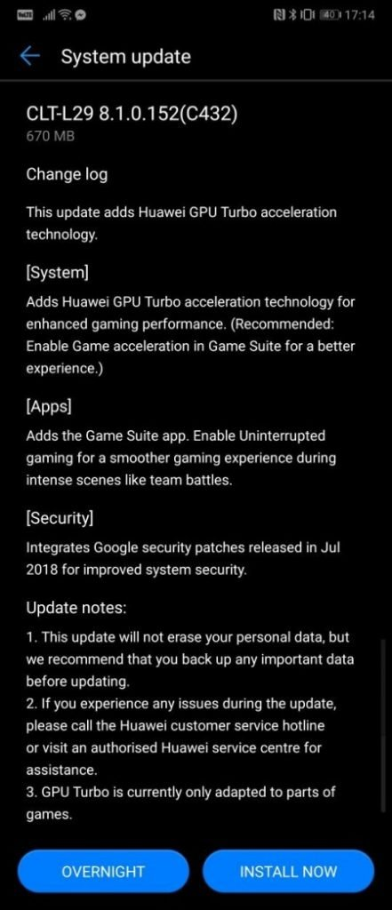 GPU Turbo Android