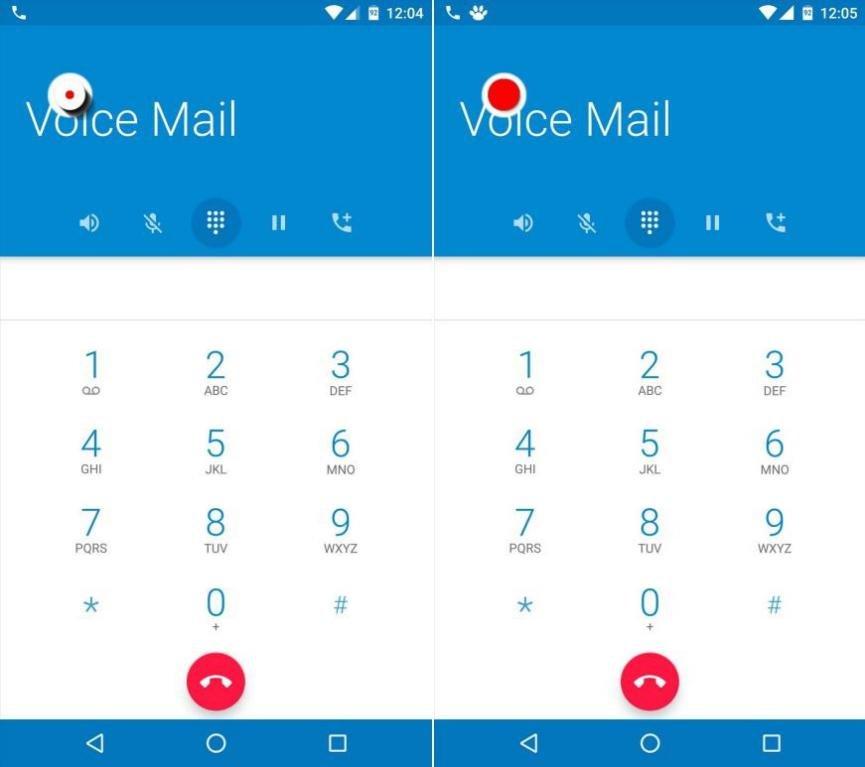 Grabar llamadas telefónicas Android
