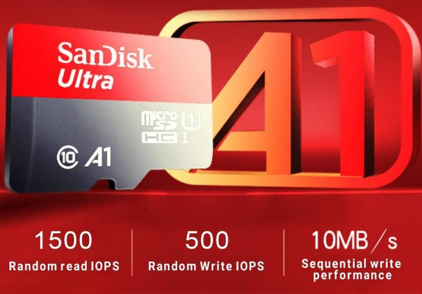 tarjeta microSD