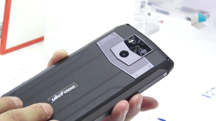 SmartPhones Poderosos Android Ulefone Power 5