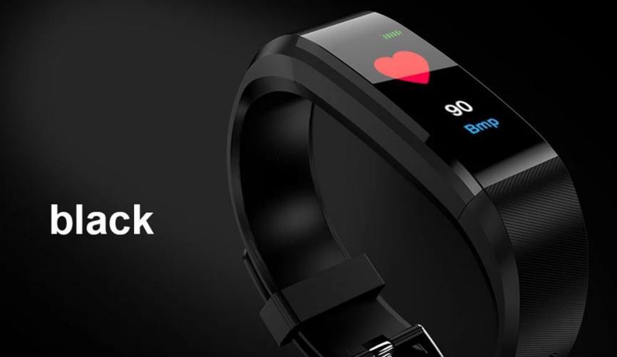 SmartBand para Android con sensor cardíaco