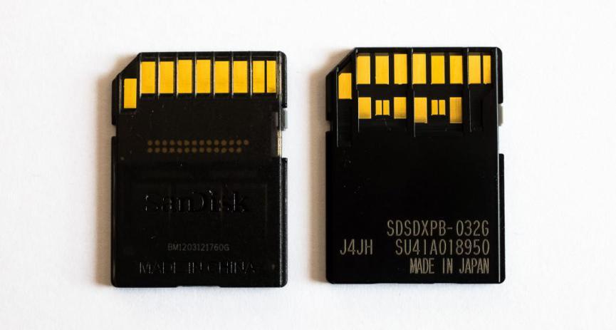 tarjetas microSD para el Samsung Galaxy A7 2018