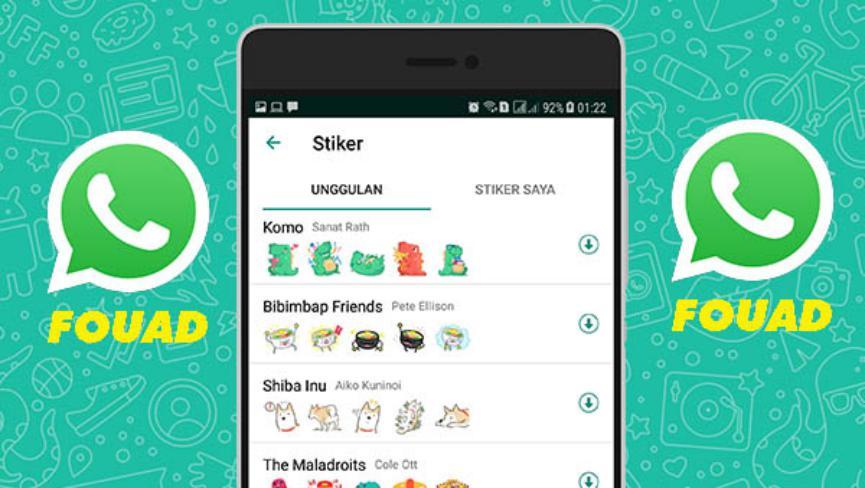 Fouad whatsapp android modificado