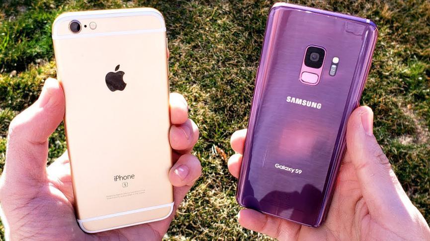¿Sabías que el iPhone 6 tiene 3 cosas que el Galaxy S9 Plus no? Hicimos una pequeña comparativa y sus resultados nos guían por el modelo de Apple.