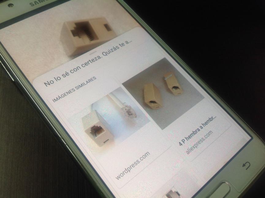 Activar a Google Lens en Android