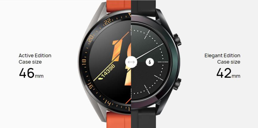 Huawei Watch GT smartwatchs android