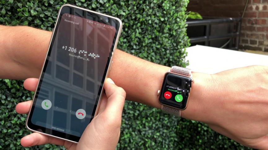 Apple Watch con Android