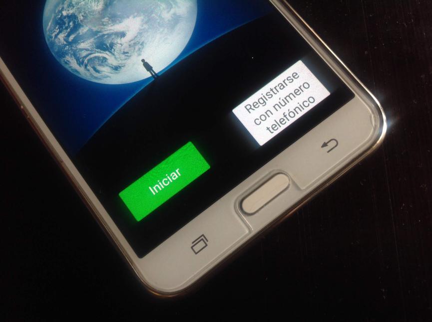 Instalar WeChat en Android