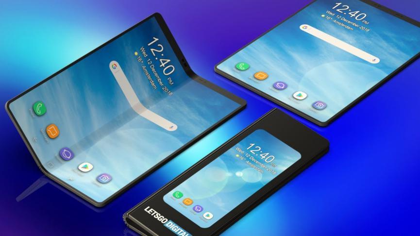 Samsung Galaxy Fold versión china