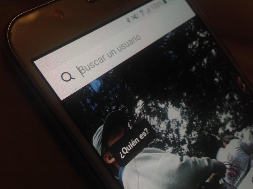 Etiquetar en Instagram Android
