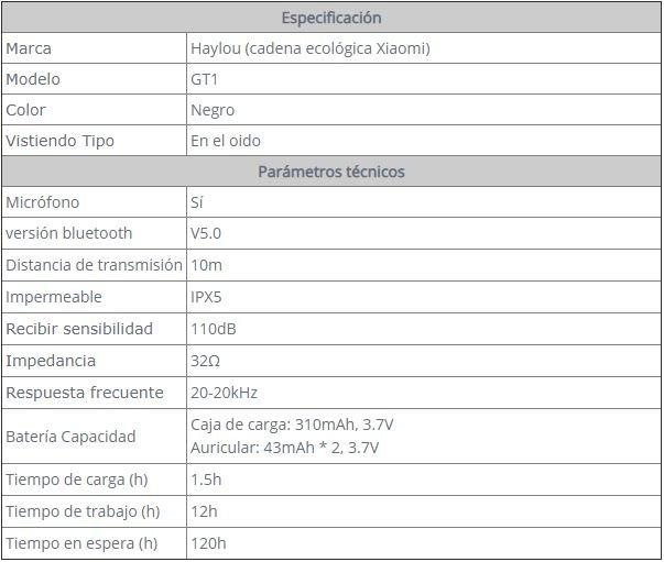 Xiaomi Haylou GT1 TWS