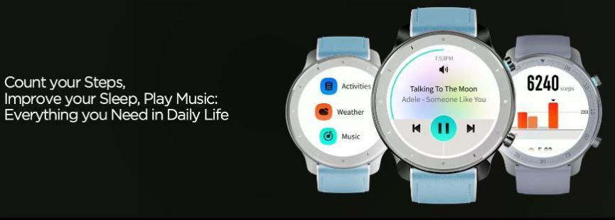 Amazfit GTR Reloj Inteligente de gama alta