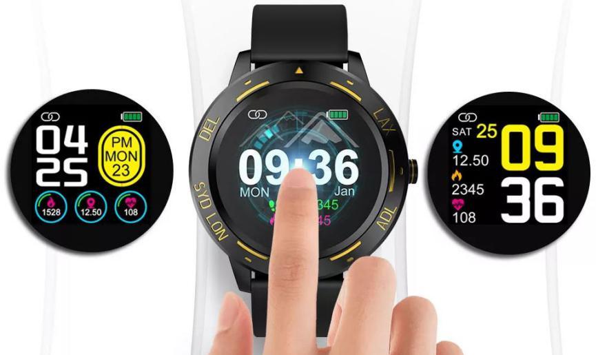 Bakeey C68 launcher smartwatchs