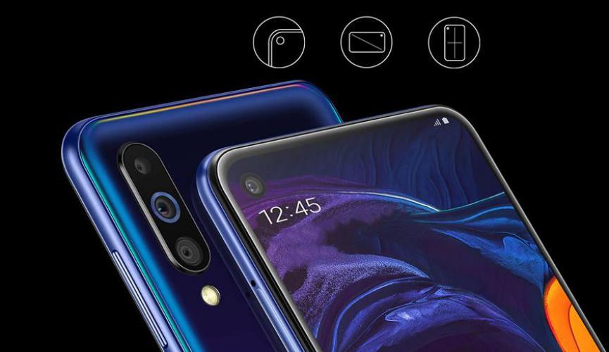 Smartphones baratos Samsung Galaxy A60