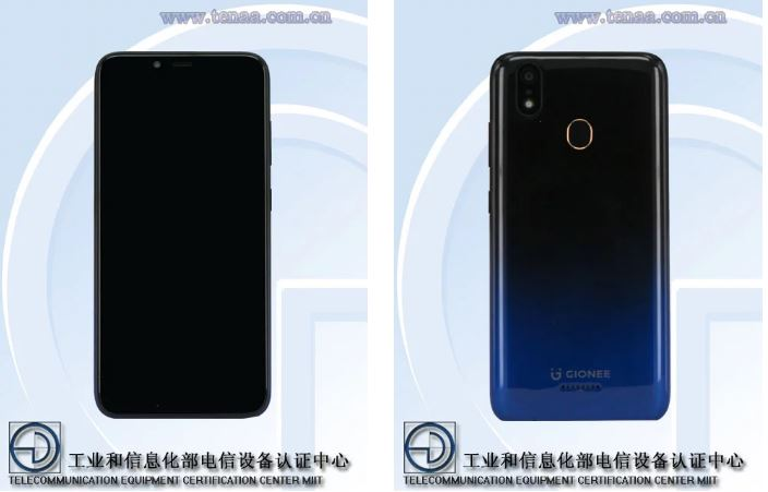 SmartPhones Android Gionee