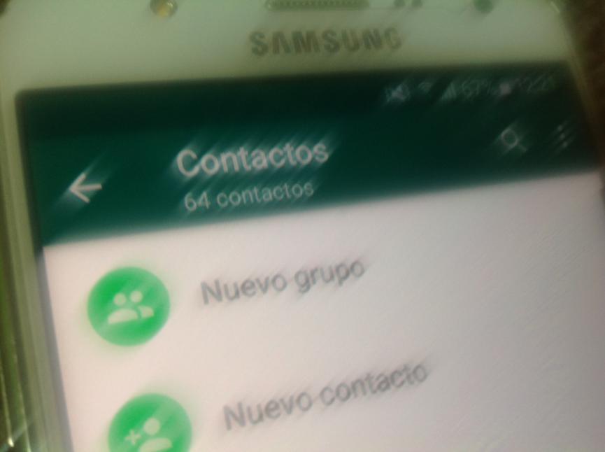 agregar contactos de whatsapp de otro pais