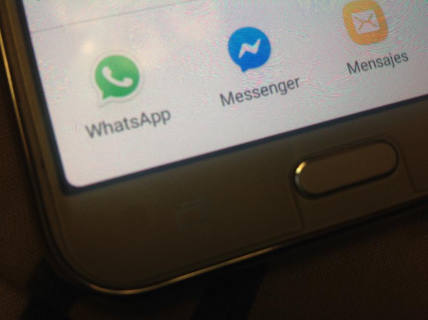 compartir ubicacion en WhatsApp