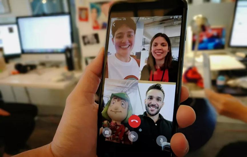 Videollamadas Grupales Gratis mejores aplicacines android