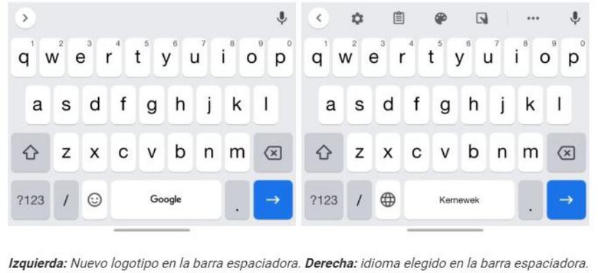 teclado de google gboard