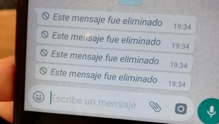 recuperar Mensajes de WhatsApp Borrados