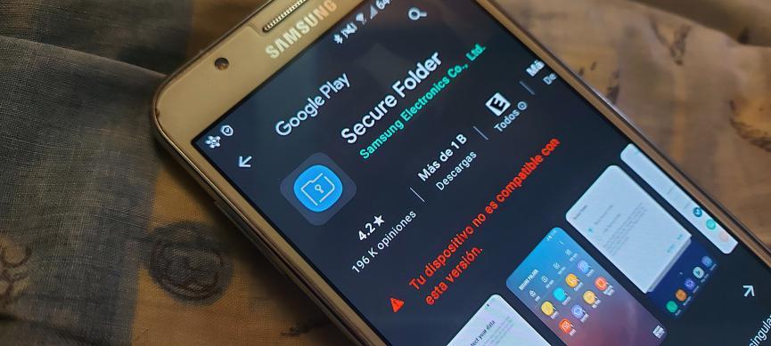 ocultar fotos privadas en android